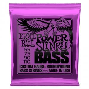 Ernie Ball 2831 NC Power Slinky Bass struny do gitary  (...)