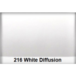 Lee 216 Full White Diffusion filtr folia - arkusz 50 x 60 cm