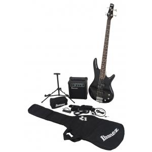 Ibanez IJSR 190 BK Jumpstart gitara basowa 4 strunowa +  (...)