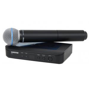 Shure BLX24/Beta58 BETA Wireless mikrofon bezprzewodowy  (...)