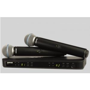 Shure BLX288/B58 BETA Wireless mikrofon bezprzewodowy  (...)