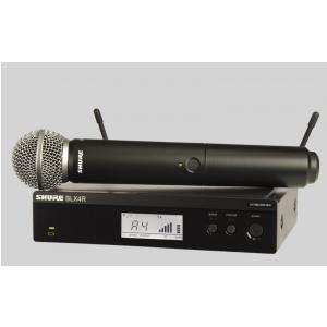 Shure BLX24R/SM58 SM Wireless mikrofon bezprzewodowy  (...)