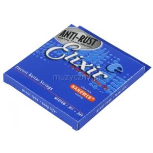 Elixir 12102 NW struny do gitary elektrycznej 11-49