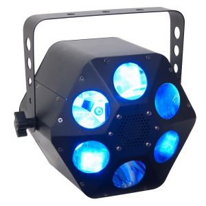 American DJ Quad Phase HP efekt świetlny LED DMX