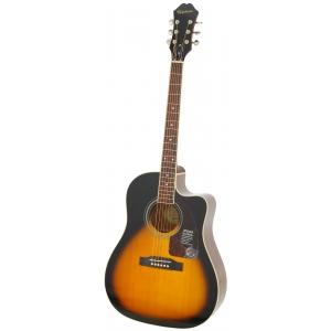 Epiphone AJ220 SCE VS gitara elektroakustyczna