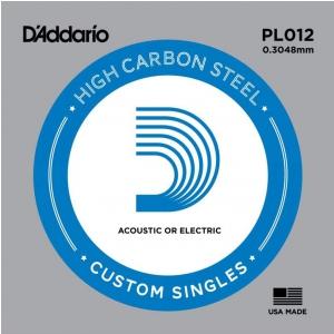 D′Addario PL012 struna do gitary