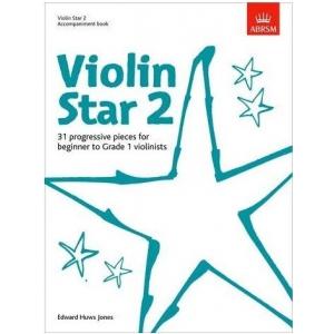PWM Huws Jones Edward - Violin Star vol. 2. Akompaniament  (...)