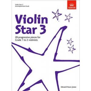 PWM Huws Jones Edward - Violin Star vol. 3. Akompaniament  (...)