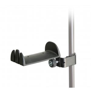 K&M 16080-000-55 uchwyt na słuchawki mocowany do statywu