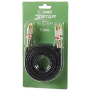 Adam Hall K3 TCC 0300 kabel 2xRCA / 2xRCA 3m