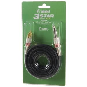 Adam Hall K3 TPC 0300 kabel 2xTS / 2xRCA 3m
