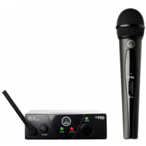 AKG WMS40 mini Vocal Set US45B mikrofon bezprzewodowy