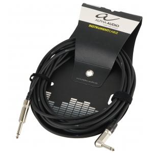 Alpha Audio 190530 kabel instrumentalny 9m jack kątowy jack