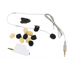 MicW i855 Kit mikrofon krawatowy + akcesoria