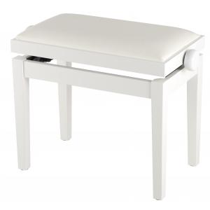 Grenada BG 27 ława do fortepianu, kolor: biały połysk,  (...)