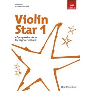 PWM Huws Jones Edward - Violin Star vol. 1. Akompaniament  (...)