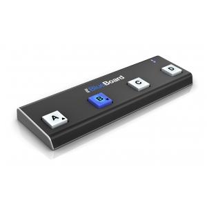 IK Multimedia iRig Blue Board bezprzewodowy, podłogowy kontroler dla iPhone, iPad oraz Mac