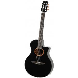 Yamaha NTX 700 Black gitara klasyczna z przetwornikiem