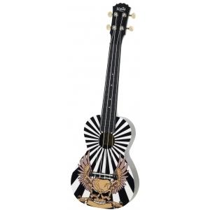 Korala PUC 30-002 ukulele koncertowe Skull Eagle