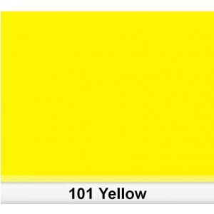 Lee 101 Yellow filtr barwny folia - arkusz 50 x 60 cm