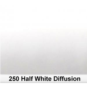 Lee 250 Half White Diffusion 1/2 filtr folia - arkusz 50 x  (...)