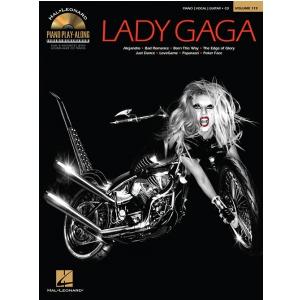 PWM Lady Gaga - Piano play-along (utwory na fortepian,  (...)