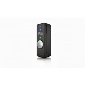 IK Multimedia iRig Pro interface audio