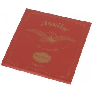 Aquila AQ 87U struny do ukulele tenorowego G-C-E-A, Red
