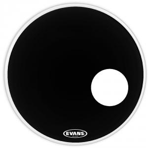 Evans BD20RB EQ-3 Resonant Black naciąg perkusyjny do  (...)