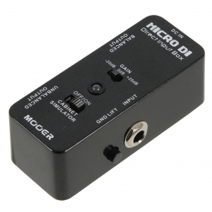 Mooer MDI1 Micro DI Direct Input Box