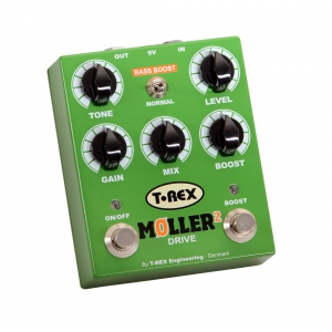 T-Rex Moller II distortion efekt do gitary - WYPRZEDAŻ