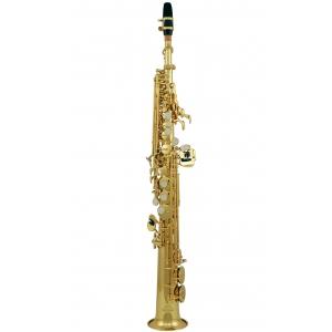 Roy Benson SS-302 saksofon sopranowy, lakierowany (z  (...)