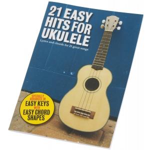 PWM Różni - 21 easy hits for ukulele (utwory na ukulele)