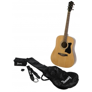 Ibanez V 50 NJP NT gitara akustyczna + pokrowiec