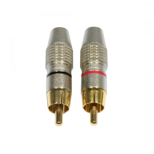 Accu Cable C-RMG/SET wtyk RCA cinch (para)