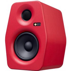 Monkey Banana Turbo 5 Red monitor aktywny 5 + 1 (50W LF + 30W HF), kolor czerwony