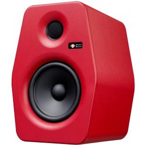 Monkey Banana Turbo 6 Red monitor aktywny 6 + 1 (60W LF + 30W HF), kolor czerwony