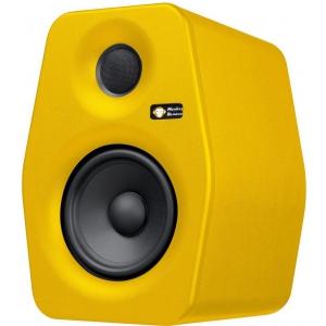 Monkey Banana Turbo 5 Yellow monitor aktywny 5 + 1 (50W LF + 30W HF), kolor żółty