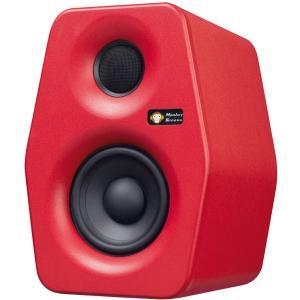 Monkey Banana Turbo 4 Red monitor aktywny 4 + 1 (30W LF + 20W HF), kolor czerwony