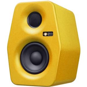 Monkey Banana Turbo 4 Yellow monitor aktywny 4 + 1 (30W LF + 20W HF), kolor żółty