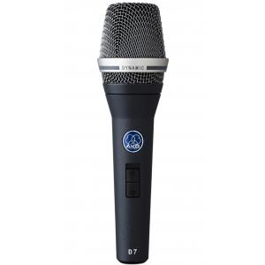 AKG D7s mikrofon dynamiczny z wyłącznikiem
