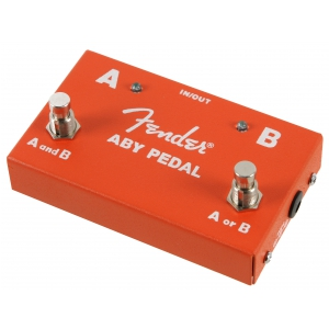 Fender 2-Switch ABY footswitch do gitary