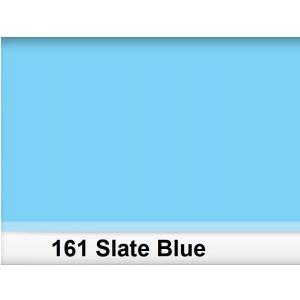 Lee 161 Slate Blue filtr barwny folia - arkusz 50 x 60 cm