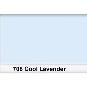 Lee 708 Cool Lavender filtr barwny folia - arkusz 50 x 60 cm