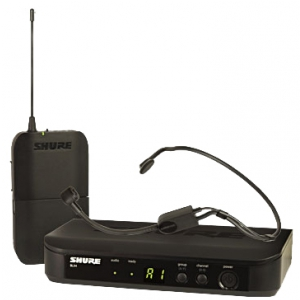 Shure BLX14/PGA31 PG Wireless mikrofon bezprzewodowy  (...)