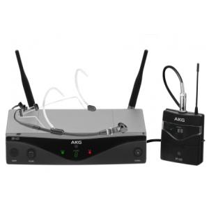 AKG WMS420 Headset mikrofon bezprzewodowy nagłowny cz. A