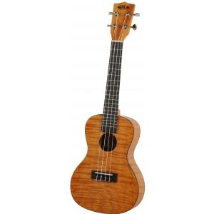 Kala Exotic Mahogany ukulele koncertowe z pokrowcem