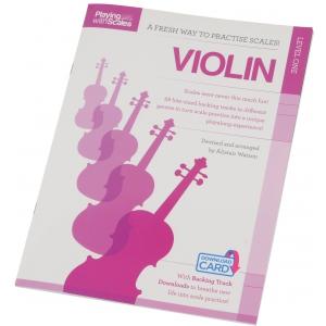 PWM Różni - Playing with scales: Violin Level 1 (gamy na  (...)