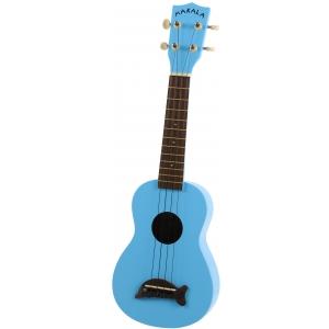 Kala Makala SD-LBL ukulele sopranowe, Light Blue