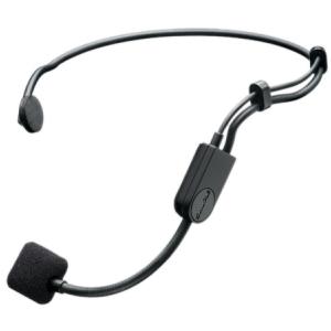 Shure PGA31 TQG mikrofon nagłowny do mikroportów,  (...)